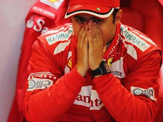 Ferrari Felipe Massa, Massa 2012 seat