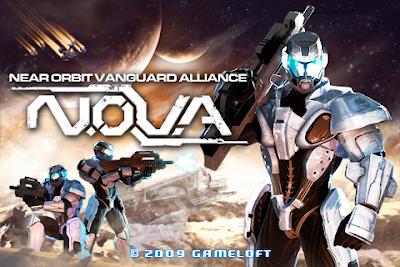 Nova Near Orbit Vanguard Alliance QVGA E HVGA 240X320 E 320X480