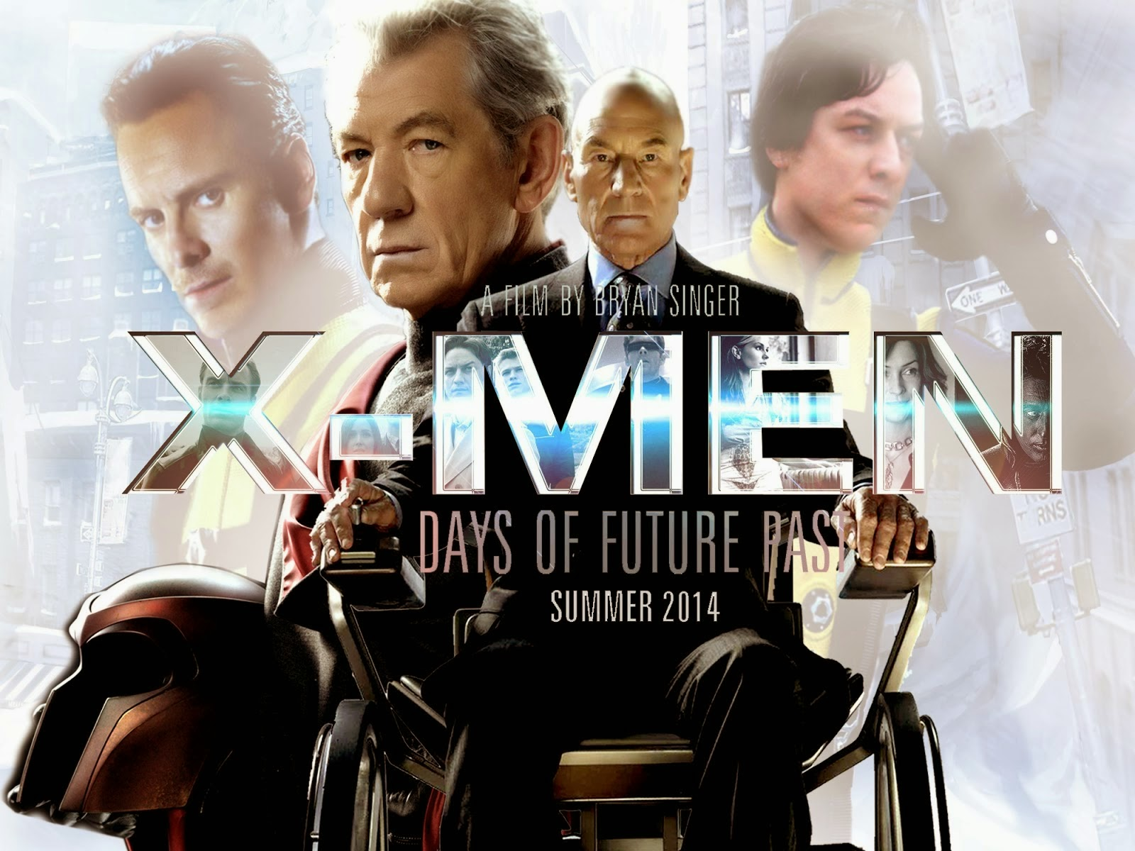 Top Artis New Posters Wallpaper X Men Days Of Future Past In Hd 2014