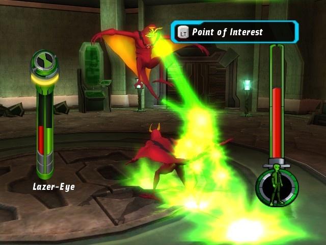 Ben 10 Alien Force - Flash Games Free Download