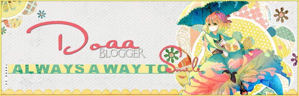 Doaa Radwan's Blog