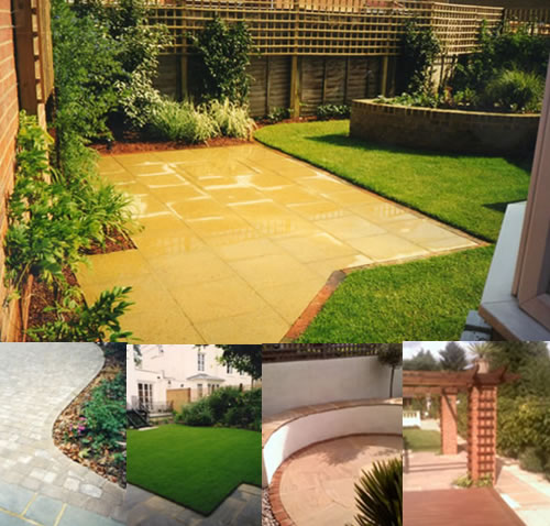 Garden Design in Central & West London