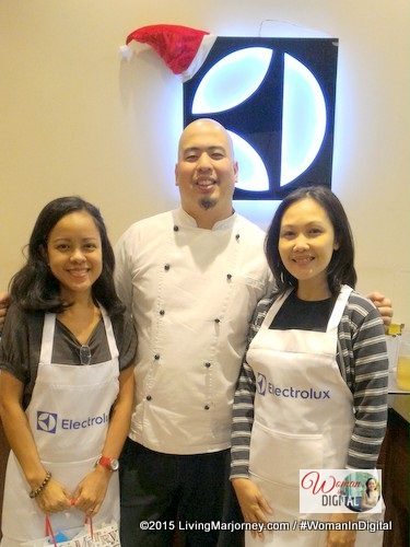 Chef Bruce Lim Electrolux Kitchen Class