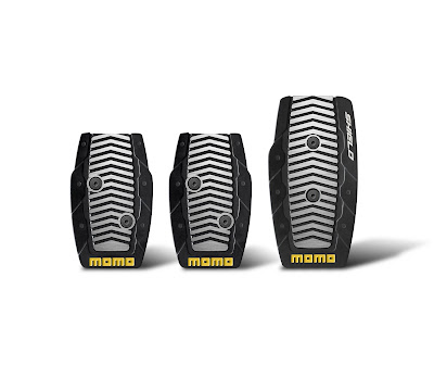 Volvo S40 Sport Pedals