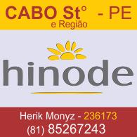 Cabo Stº Agostinho - PE