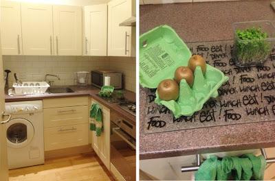 La vita puzza onomatopee di cucina e bagno - Lavatrice cucina ...