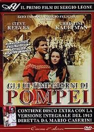 Thành Pompei, Những Ngày Cuối Cùng