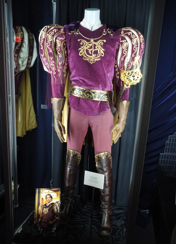James Marsden Prince Edward Enchanted movie costume
