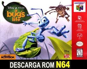 Bug's Life, A 64 ROMs Nintendo64