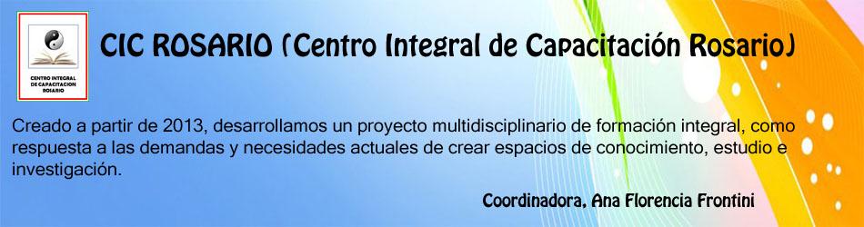 CIC ROSARIO (Centro Integral de Capacitación Rosario)