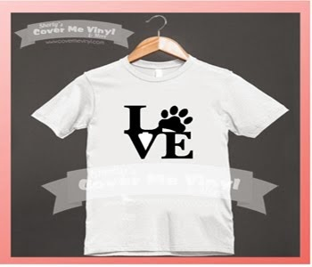 Paw Love Shirt
