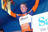 Tom Slagter gana su primera carrera por etapas