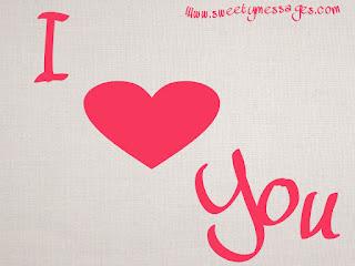 cute love mesages