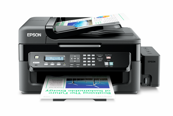 Download Scanner Driver Epson L550 Series