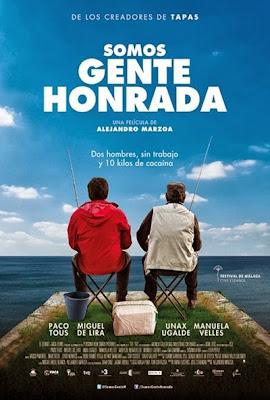 Somos gente honrada (2013) Español
