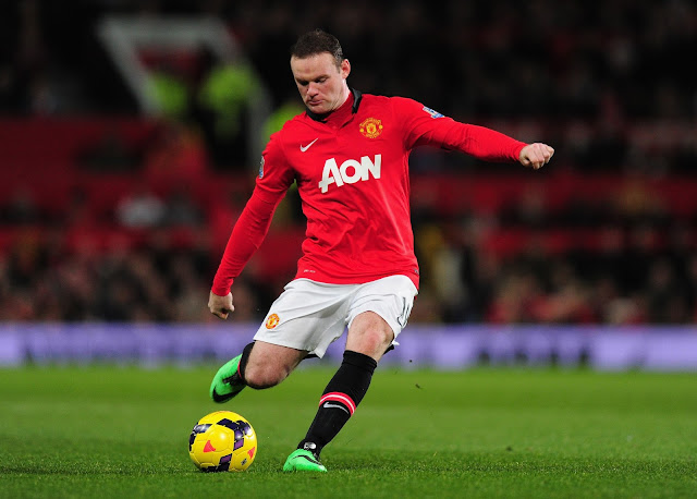 Wayne Rooney has struggled for form this season and often been asked to play at No10 for Manchester United.