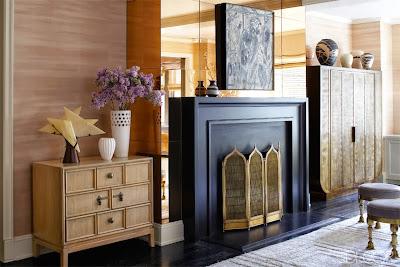 Cameron Diaz's West Village apartment designed by Kelly Wearstler.