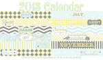Free Monthly Calendar Printables