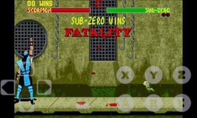 Mortal Combat 2