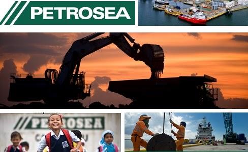 Lowongan Kerja Terbaru PT. Petrosea Tbk April 2015