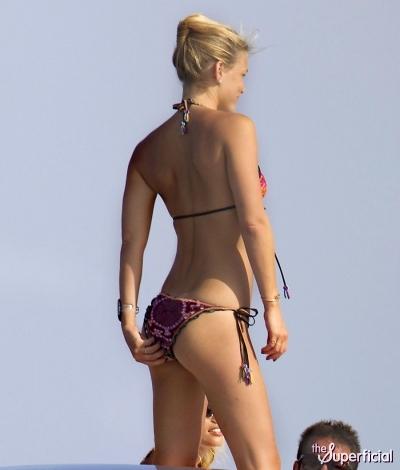 Think, Bar refaeli bikini ass