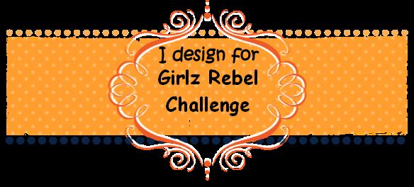 Ik design voor: Girlz Rebel