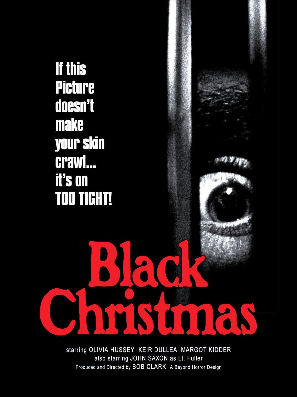 BEYOND HORROR DESIGN: BLACK CHRISTMAS (Bob Clark 1974)