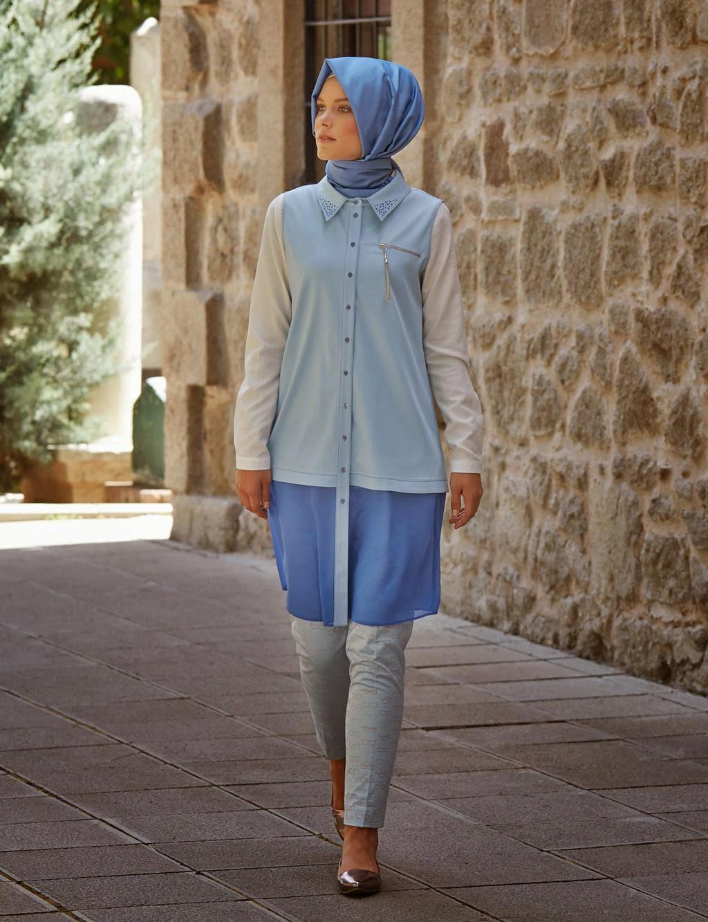 Mars 2015 Hijab Chic Turque Style And Fashion