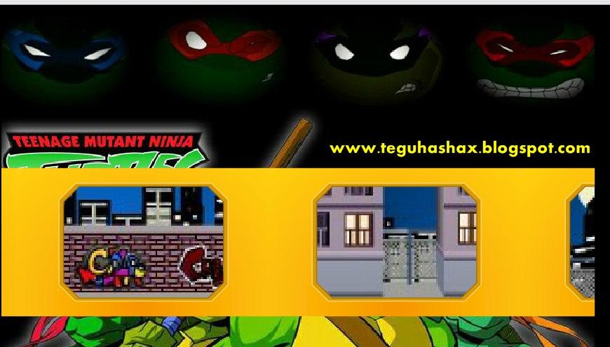 ninja turtle the return of king teguh ashax blog