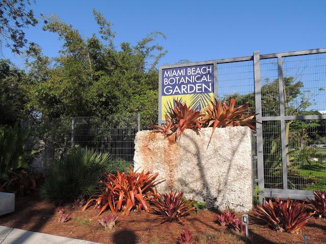 Miami Beach Botanic Garden