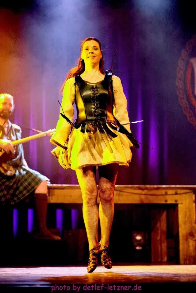 Irisch Nicht in het Oplenluchttheater Lochem