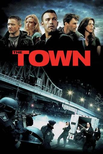 The Town (2010) tainies online oipeirates