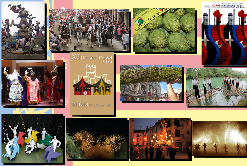 Festes d'Interés Turístic de la Comunitat Valenciana en 2014 - Círcul Cívic Valencià