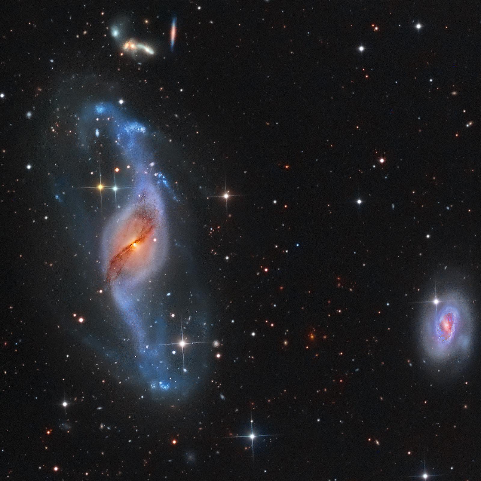 Pictures of Barred Spiral Elliptical - 3033.0KB