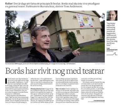 Rädda Sommarteatern på Sjöbo