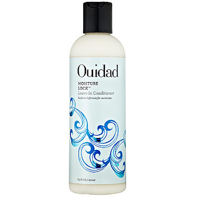 Ouidad, Ouidad Moisture Lock Leave-In Conditioner, hair, hair products, conditioner, leave-in conditioner, hair treatment