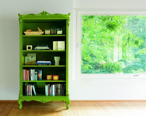 Ecopinturas fernandez el color verde - Casas color verde ...