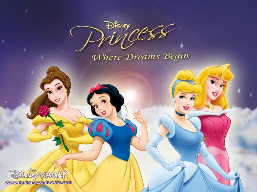 della knox: disney princess wallpaper