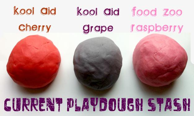 Justfordaisy Two Minute Recipe Aussie Kool Aid Play Dough