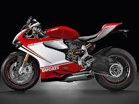 2012 Ducati 1199 Panigale S Tricolore Gambar Motor 4