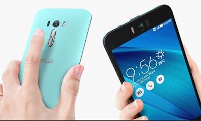 ZenFone Selfie de Asus listo para tus Fotos