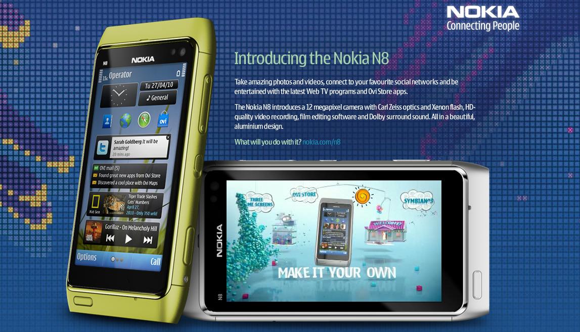 NYLAHD: Nokia N8 Chicago shoot Elspeth Brown Producer ...