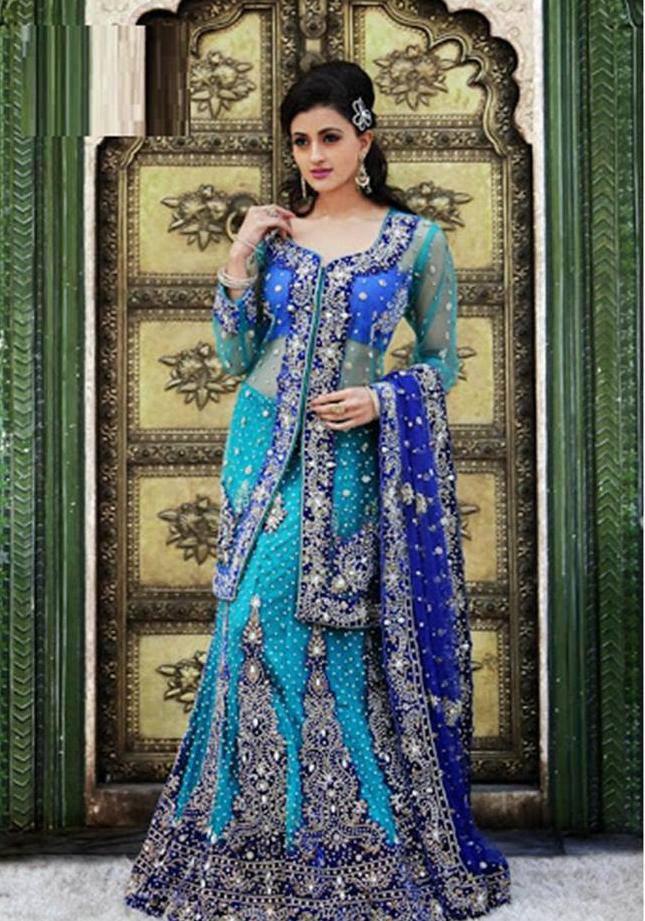 Latest Collection Of Pakistani Bridal Dresses