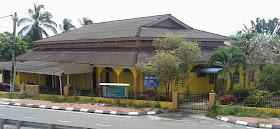 Masjid Lama Pekan Tokai Pendang Pusat Taalim Asyairah kini