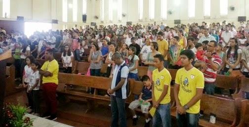 Arquidiocese de Fortaleza celebrou memória de Paulina Jaricot