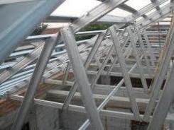 Struktur Rangka Atap Galvalum