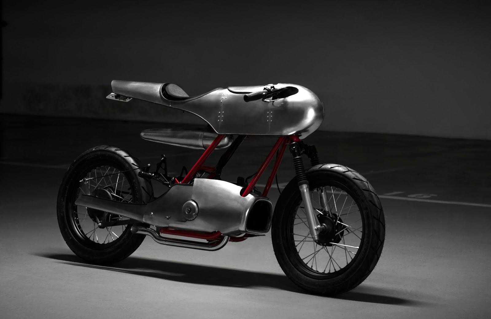 For Motorcycle Fans 1970 Honda Cb 90 Super Cub Roadrunner Concept