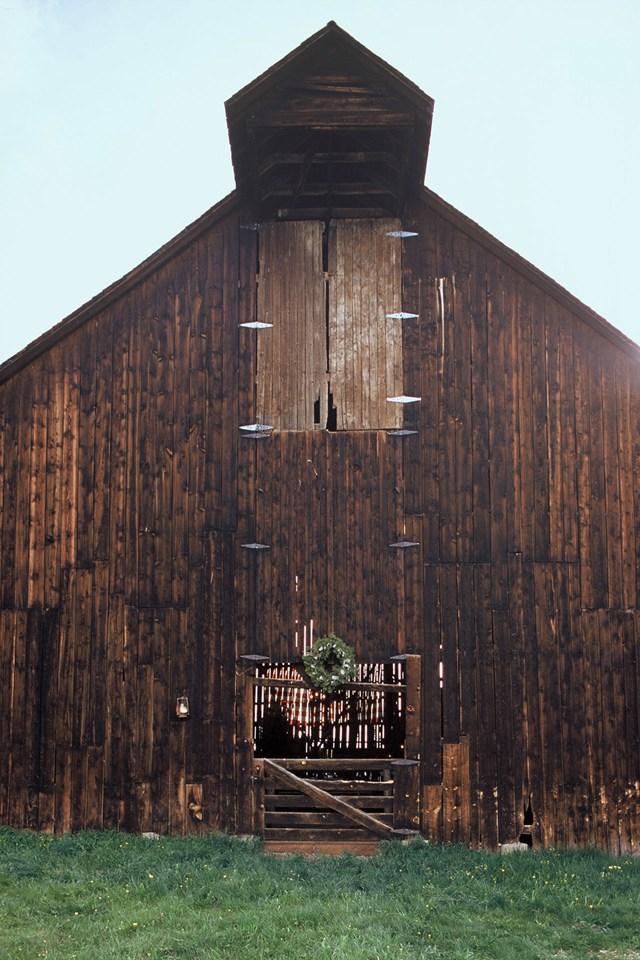 Ralph lauren ranch house