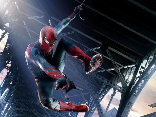 the amazing spider man 2012 wallpaper-1