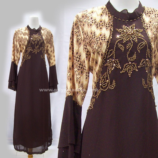 Model Baju Muslim Prom Dresses 2012 And 2012 Formal Gowns
